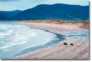 Rossbeigh Beach Image